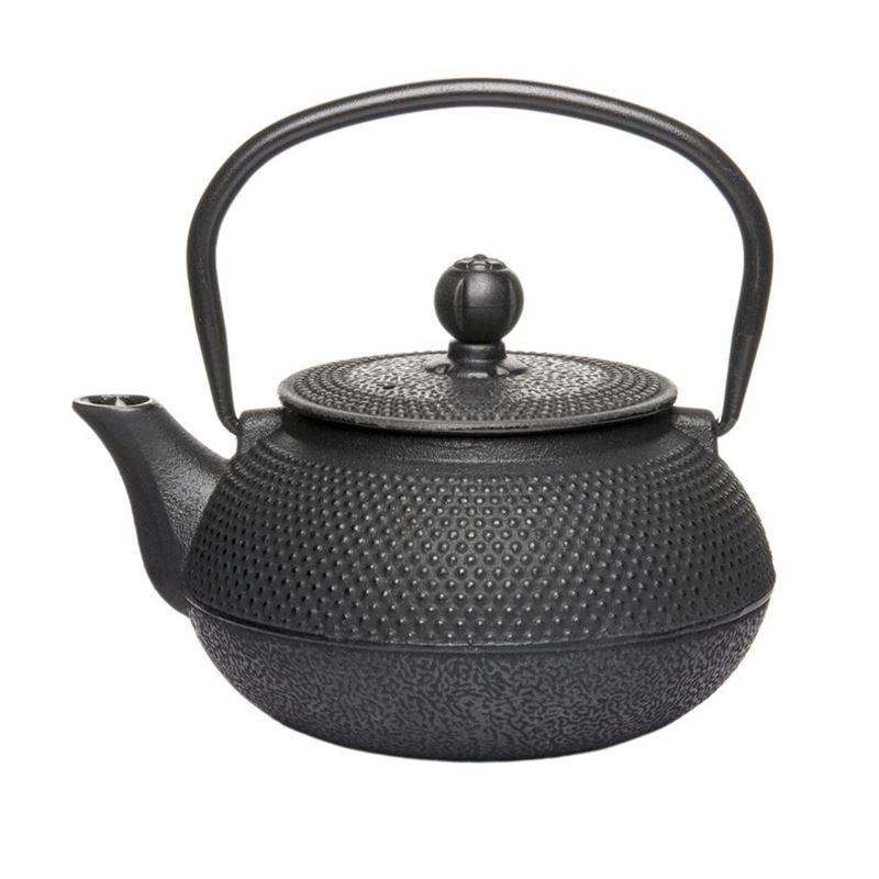 Benzer – Orient Express Zen Cast Iron Tea Pot Black 600ml