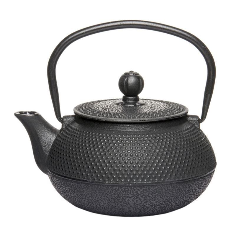 Benzer – Orient Express Zen Cast Iron Tea Pot Black 800ml