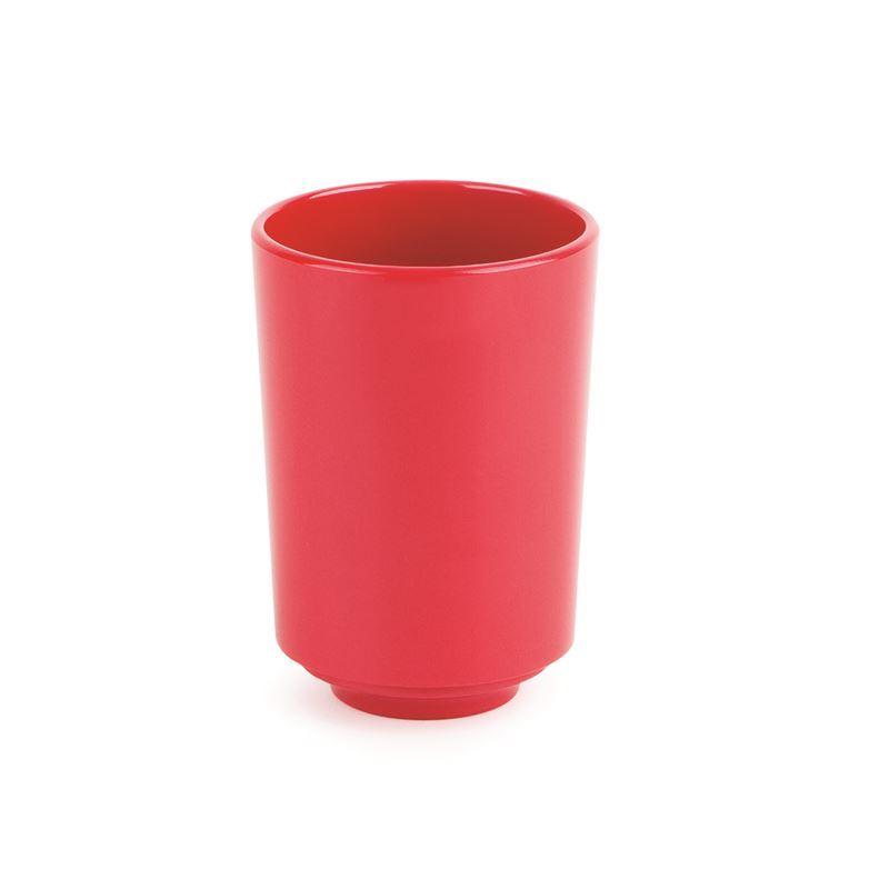 Umbra – Step Tumbler Red 10.8×8.3cm