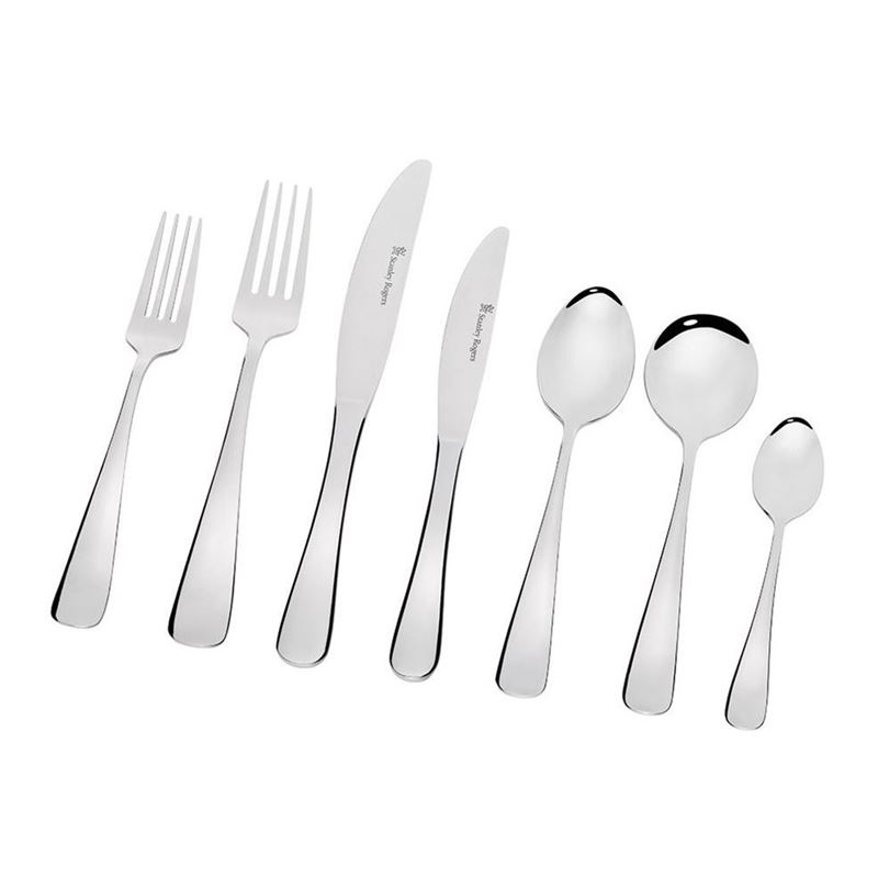 Stanley Rogers – Hampstead Stainless Steel Cutlery Set 56pce