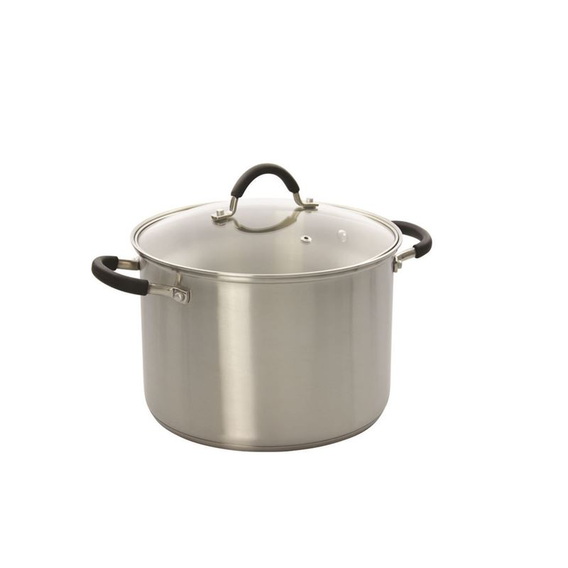 Pyrolux – Stainless Steel Stock Pot with Lid 28cm 15.3Ltr