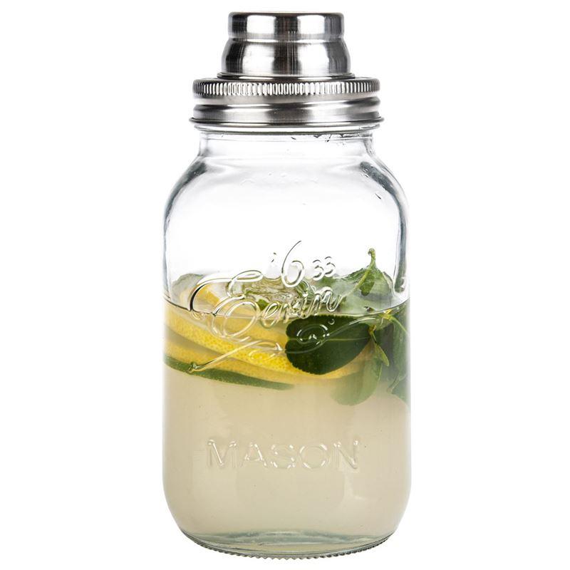Mason Jar – Cocktail Shaker 1Ltr