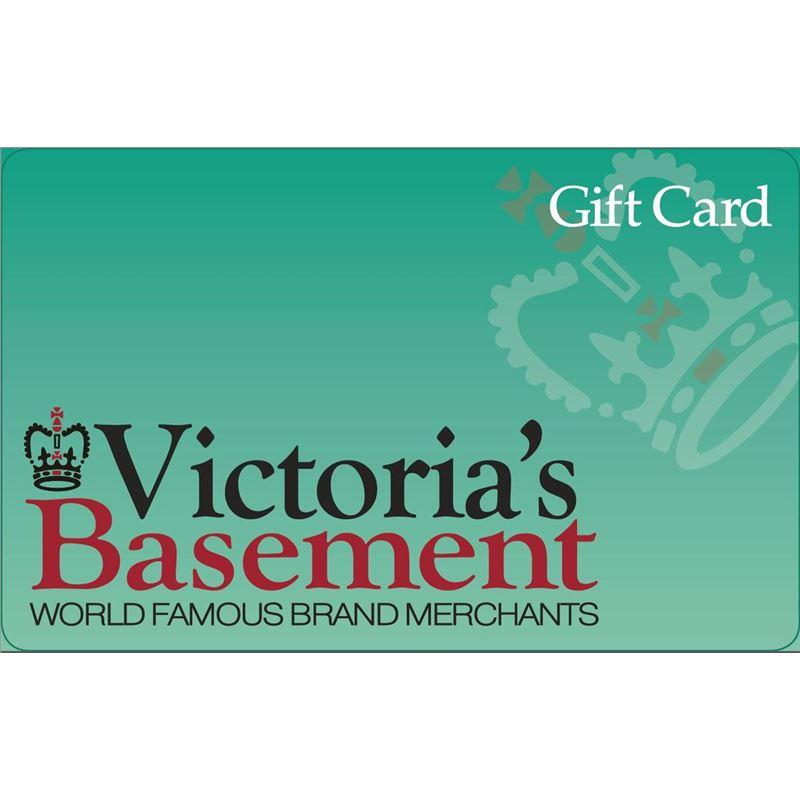 Victoria's Basement – Gift Card Seventy Five Dollars