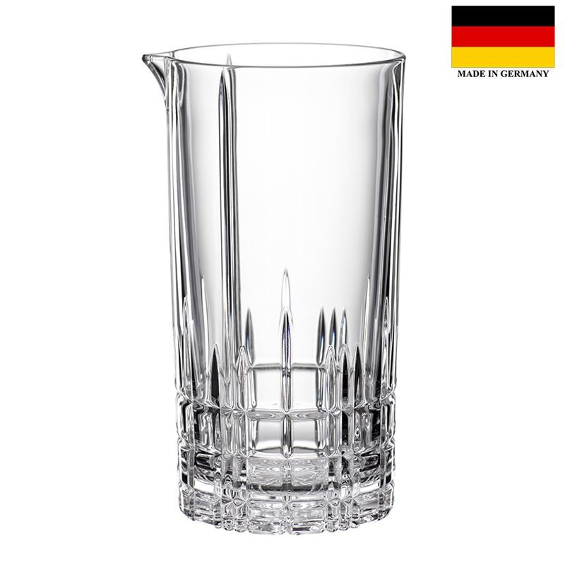 Spiegelau – Perfect Serve Collection by Stephan Hinz Large Mixing Jug 750ml (Made in Germany)