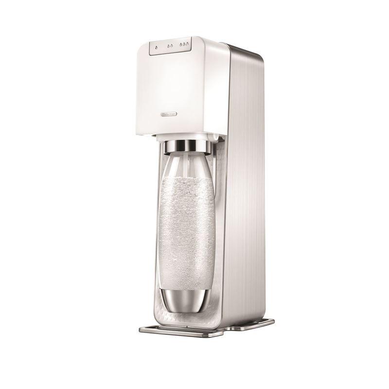 SodaStream – Power Sparkling Water Drinks Machine White