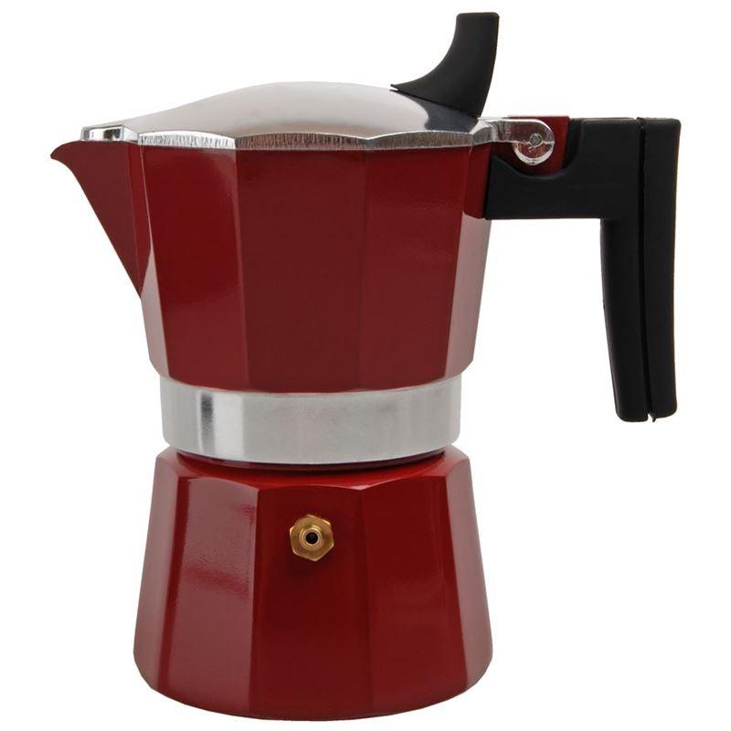 Zuhause – Arno Espresso Coffee Percolator 3 Cup Ruby