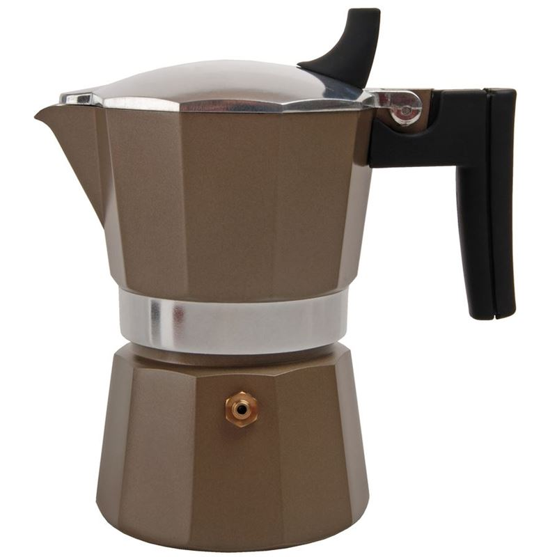 Zuhause – Arno Espresso Coffee Percolator 6 Cup Ecru