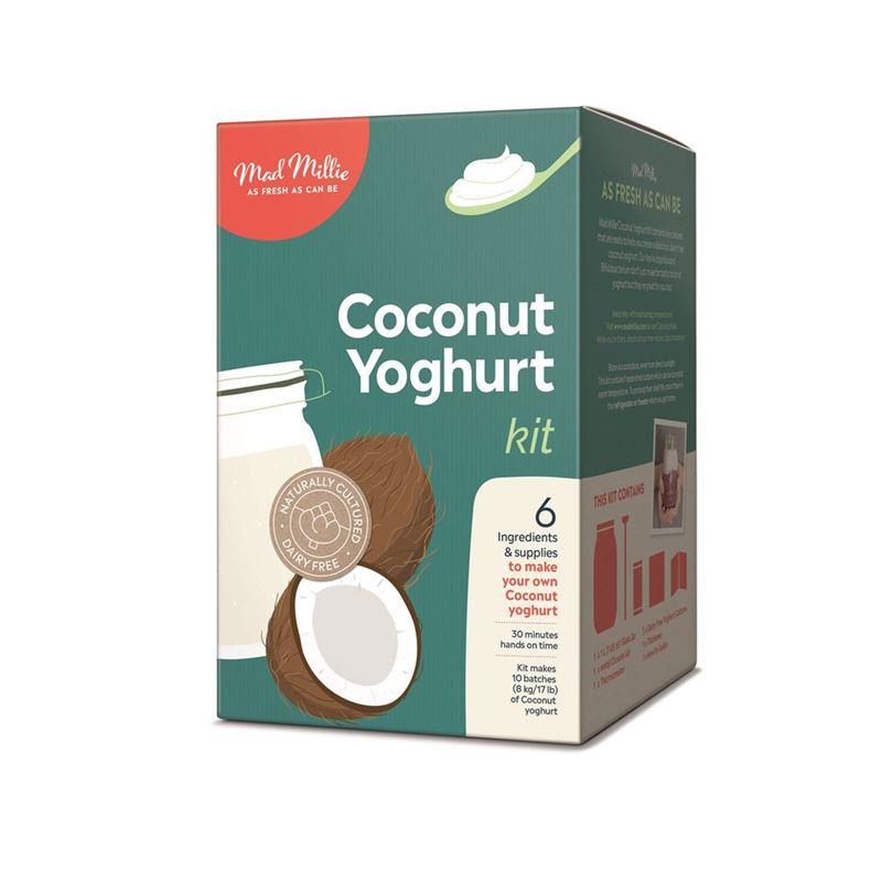 Mad Millie – Coconut Yoghurt Kit