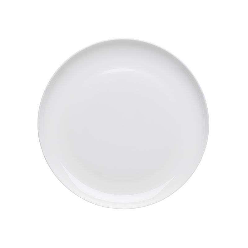 Ecology – Canvas White Fine Bone China Side Plate 21cm