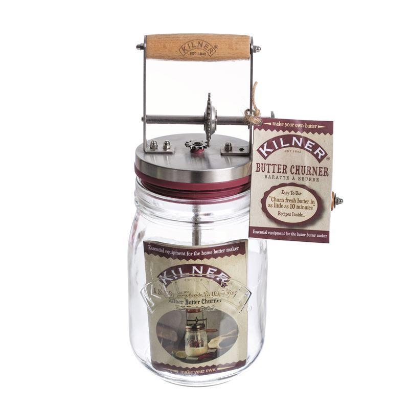 Kilner – Butter Churner 26.9cm x 10.9cm