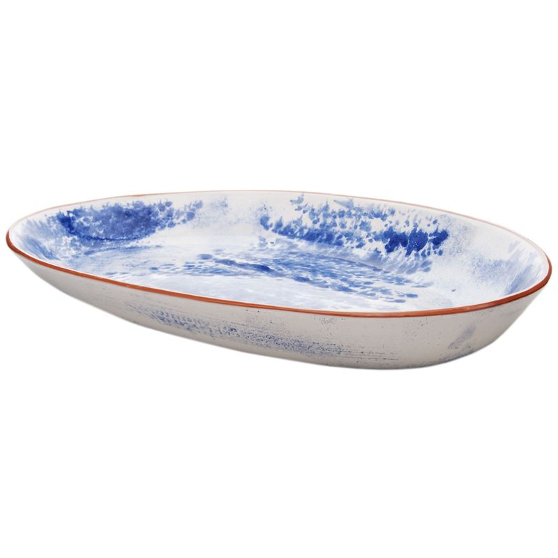 Amano – Palma Oval Platter 49cm – Made in Portugal
