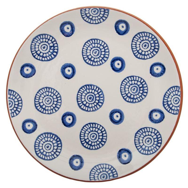 Amano – Costa de Luna Dinner Plate 29cm Carla – Made in Portugal
