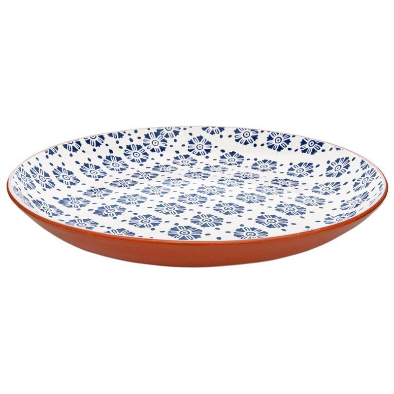 Amano – Costa de Luna Round Platter 38cm Sophia – Made in Portugal