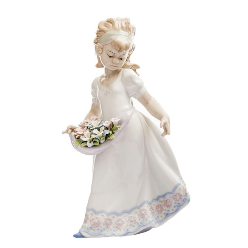 Dan Samuels – Summer Porcelain Figurine 14cm