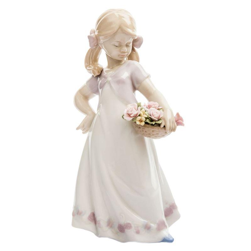 Dan Samuels – Daisy Porcelain Figurine 11.5cm