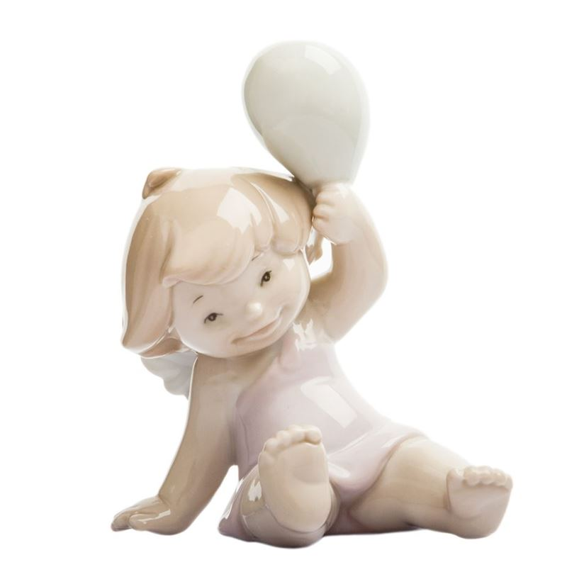 Dan Samuels – My Balloon Porcelain Figurine 8cm