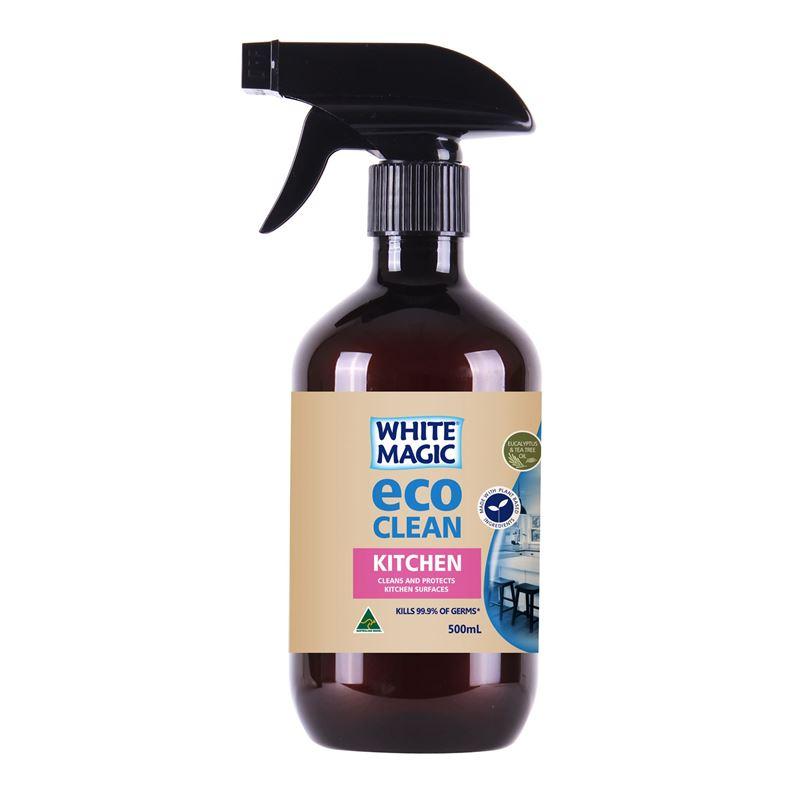 White Magic – Eco Clean Kitchen Surfaces Spray 500ml