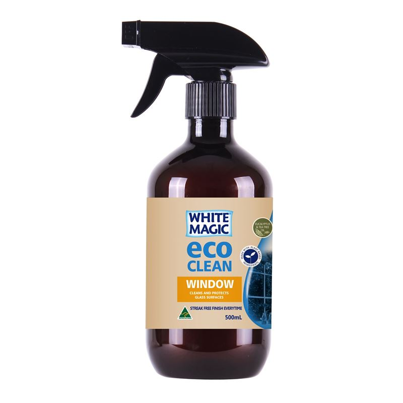 White Magic – Eco Clean Window & Glass Spray 500ml