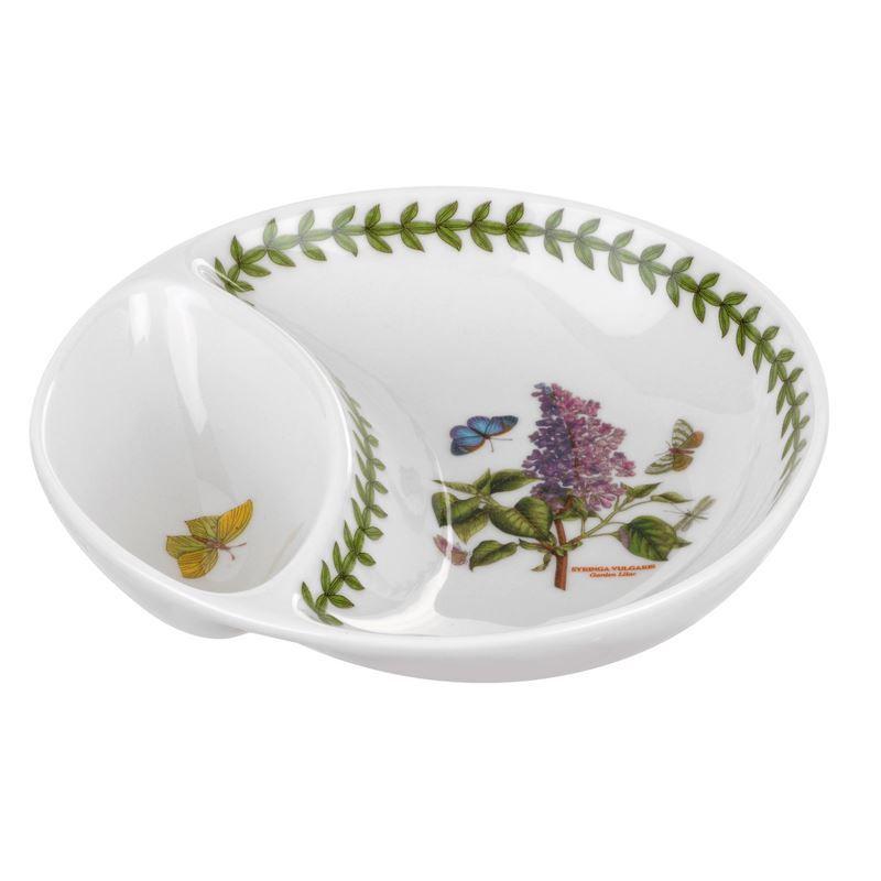 Portmeirion Botanic Garden – Divided Dish Garden Lilac 15cm