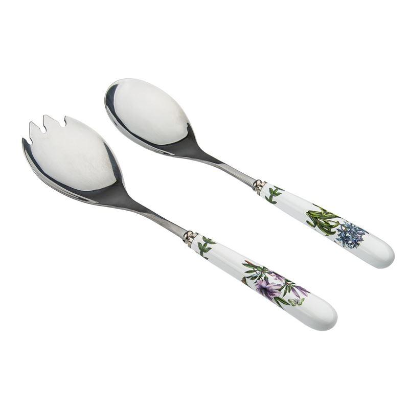 Portmeirion Botanic Garden – Salad Servers 25cm