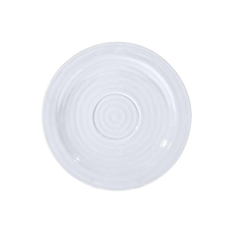Sophie Conran for Portmeirion – Ice White Saucer 17cm