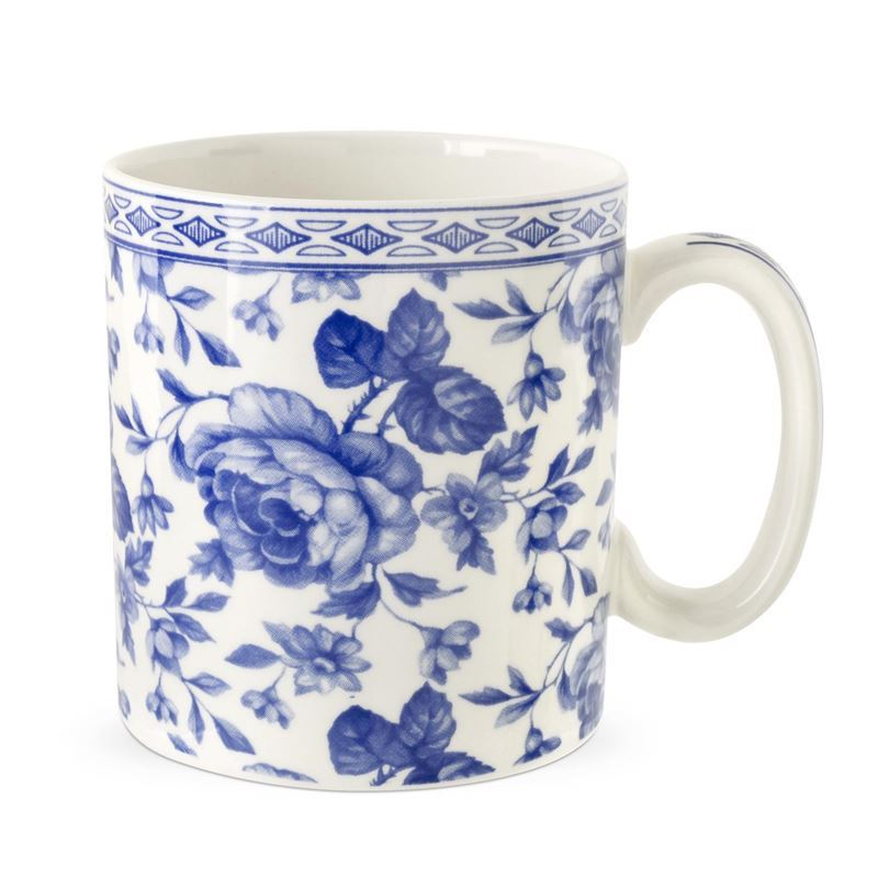 Spode – Blue Room Bouquet Chintz Archive Mug 250ml