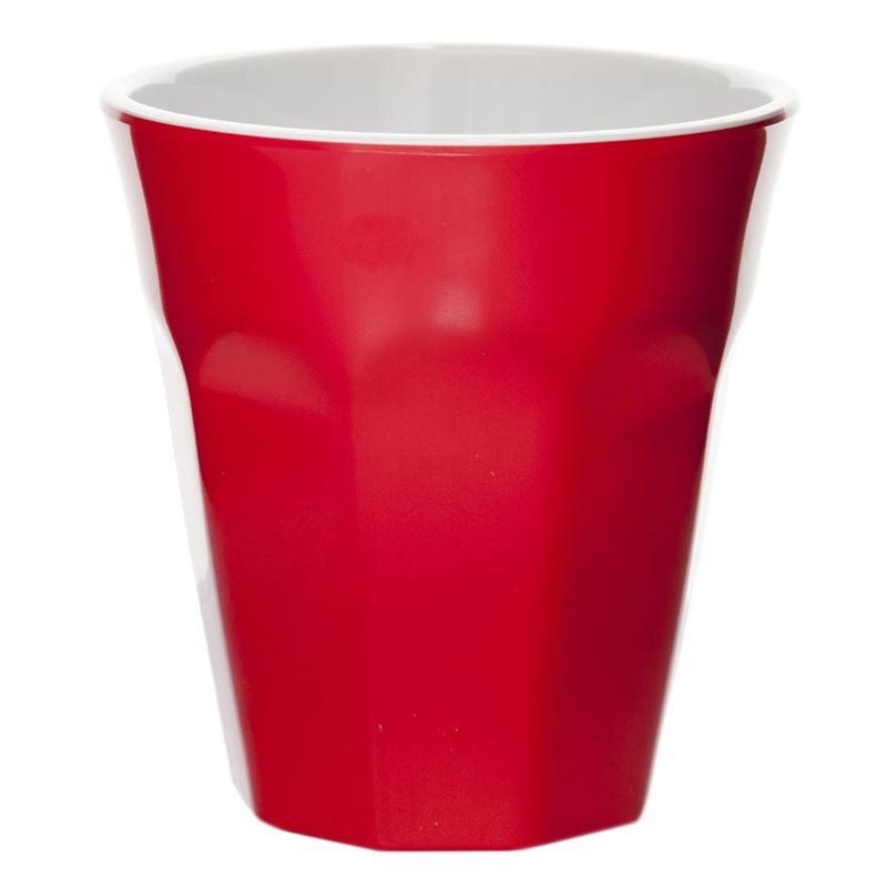 Benzer – Ice Melamine Tumbler 275ml Red