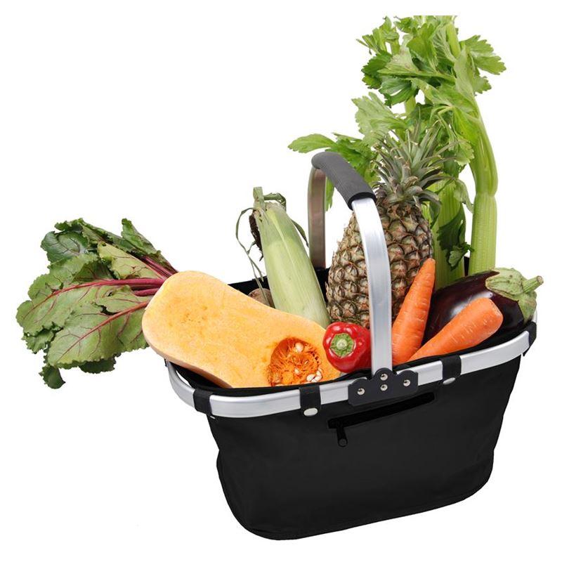 Benzer – Eco-Smart Collapsible Basket Black 44x29x33cm