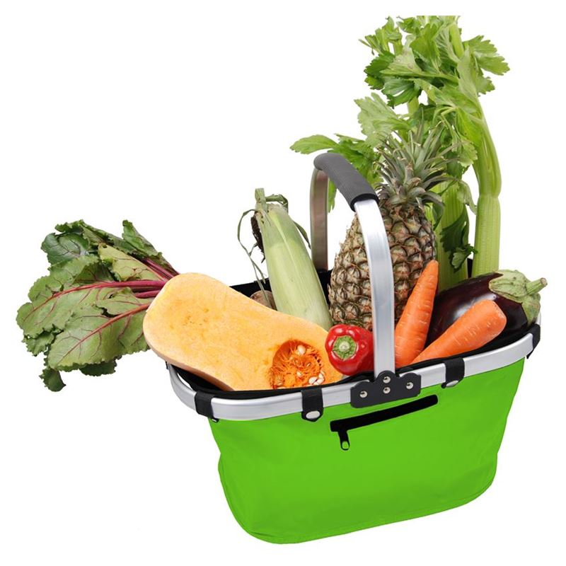 Benzer – Eco-Smart Collapsible Basket Green 44x29x33cm