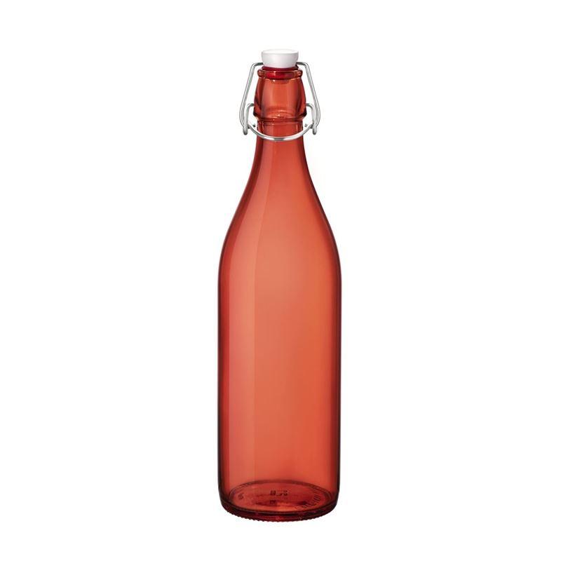 Bormioli Rocco – Giara 1Ltr Clip Top Bottle Sahara