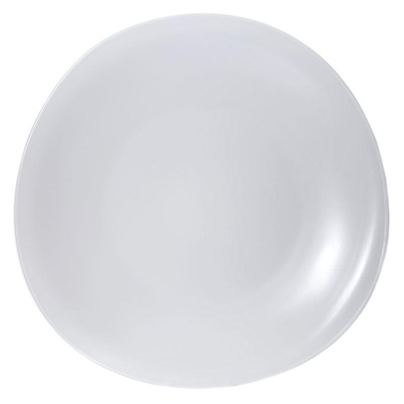 Benzer – Noosa Matt Pearl Serving Platter 32.5cm