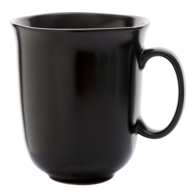 Benzer – Noosa Matt Black Mug 400ml