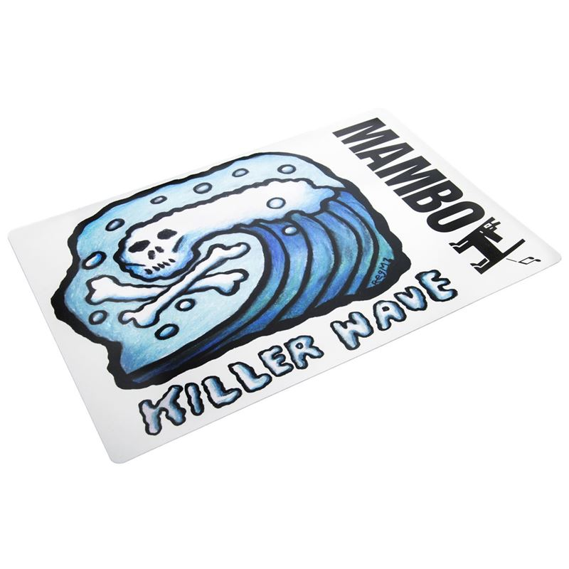 Mambo by Cinnamon – Classic Killer Wave PP Mat