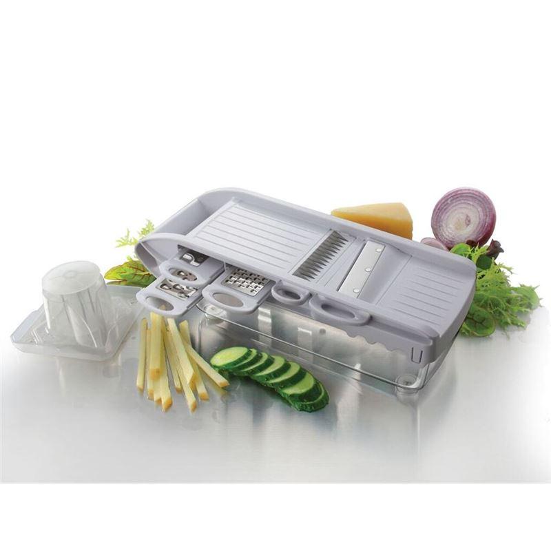 Salad Bar by Appetito – Multi Slicer Grater