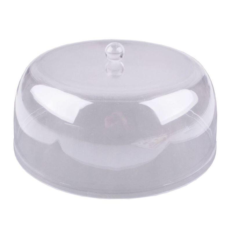 Pizzazz – Acrylic Cake Dome Cover 31cm Dia
