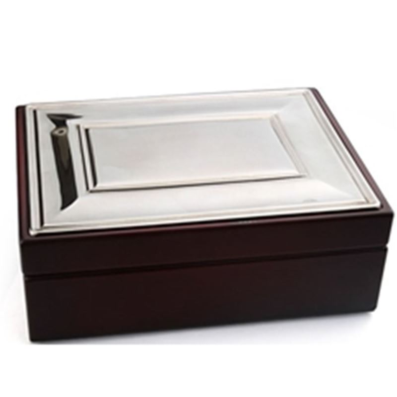 Whitehill – Plain Large Jewellery Box