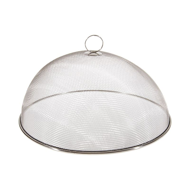 Benzer – Cuisine Essentials Stainless Steel Mesh Food Cover 35cm