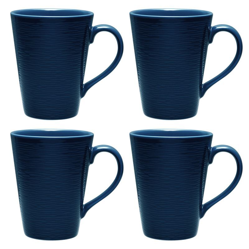 Noritake – Colourscapes NoN Swirl 355ml Mug Set of 4