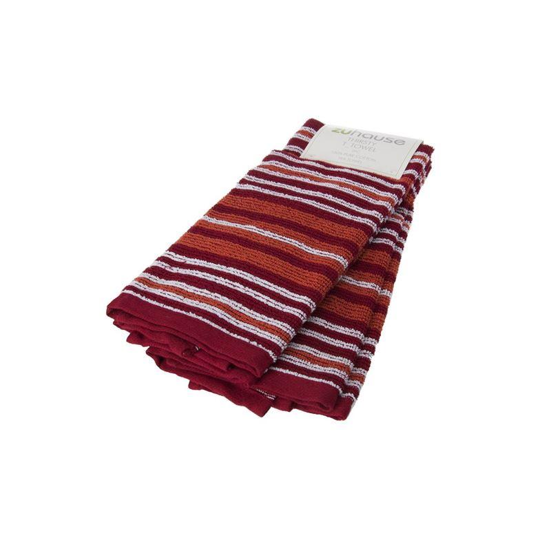 Zuhause – Marchelli Thirsty Tea Towel 40x66cm Chilli Set of 2