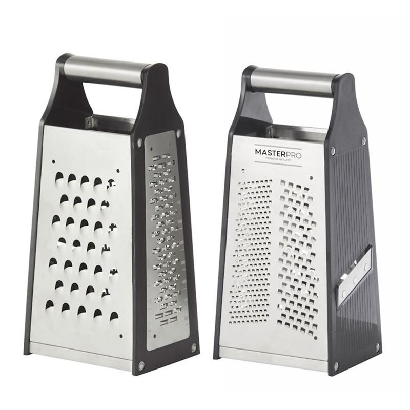 Masterpro – 4 Sided Box Razor Slicer Grater 23×10.5×8.5cm