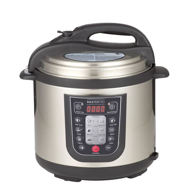 Masterpro – Electrical 12 in 1 Multi Cooker 6Ltr