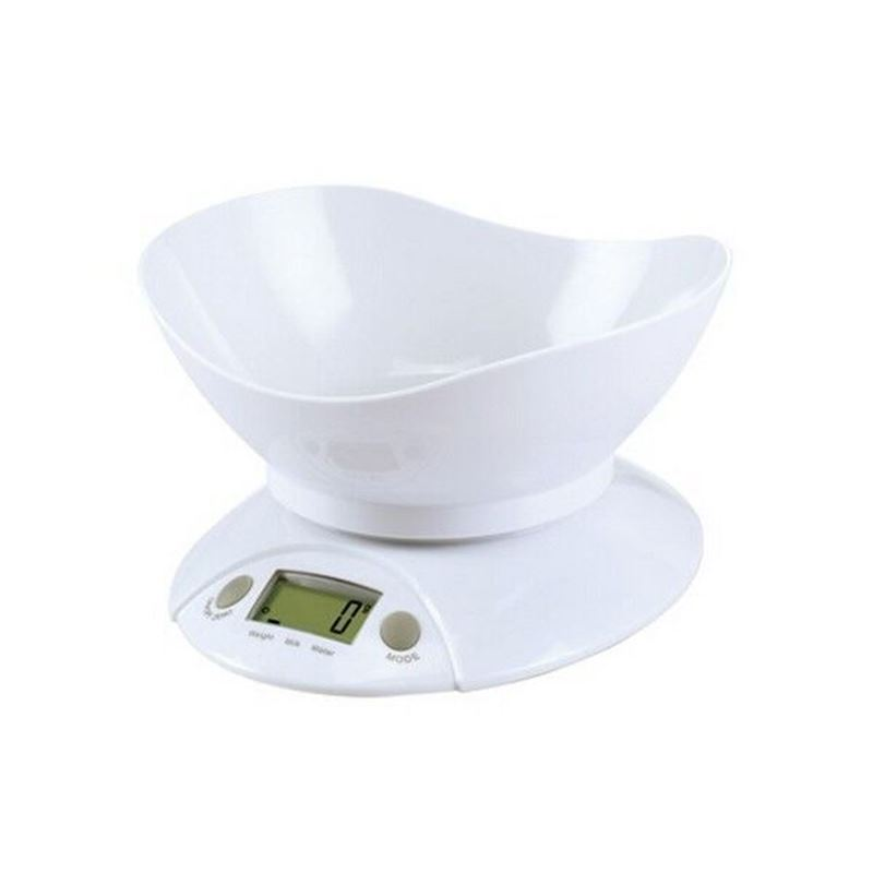 'Acu-rite' – Digital Kitchen Scale with Bowl 1g/5kg