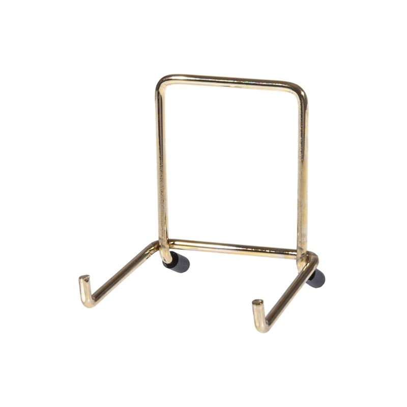 JeS – Brassed Plate Stand no.2 (Made in England)
