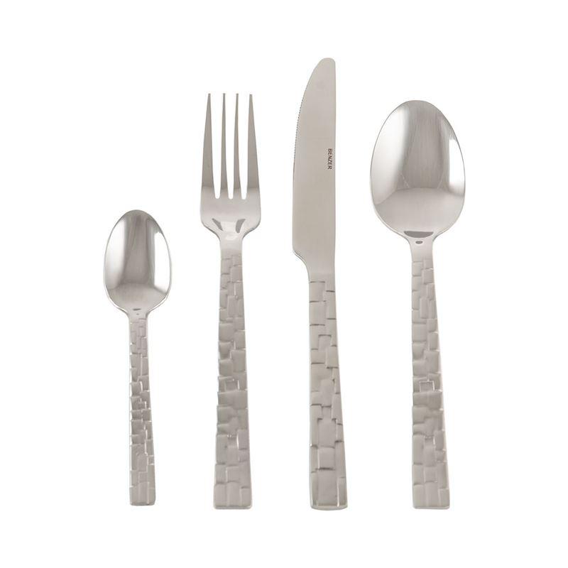 Benzer – Weben 16pc Stainless Steel Cutlery Set