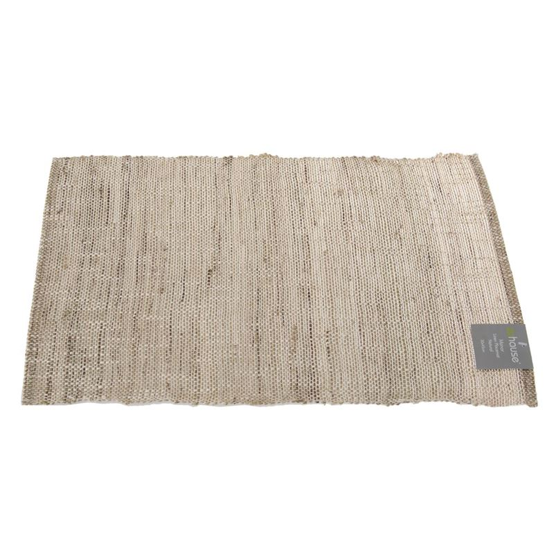 Zuhause – Manor Linen Placemat 30x45cm Natural