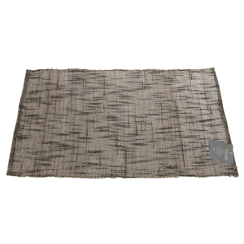 Zuhause – Manor Linen Placemat 30x45cm Charcoal