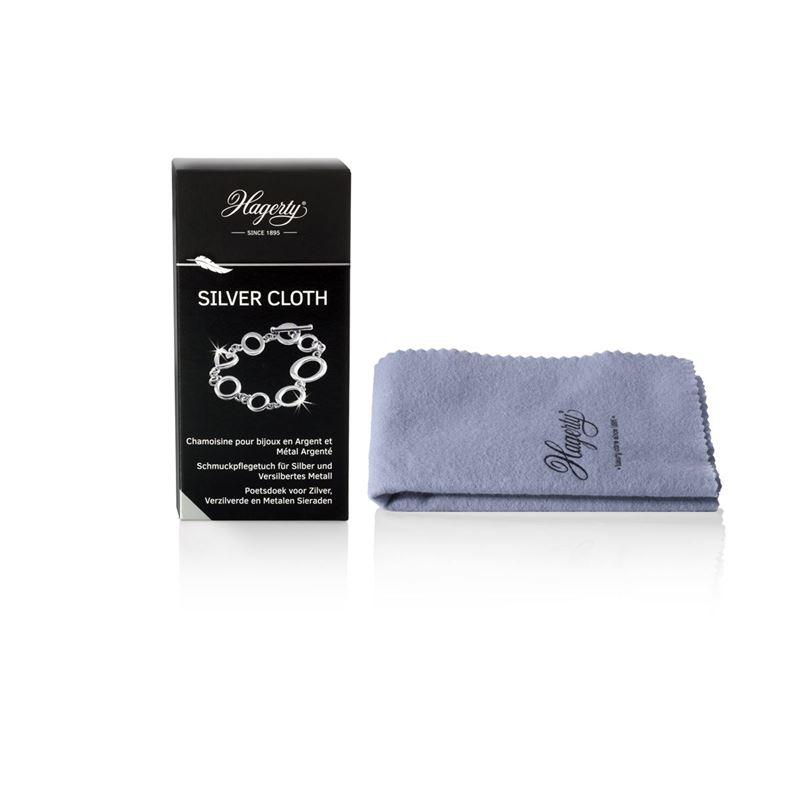Hagerty – Silver Polishing Cloth 30x24cm