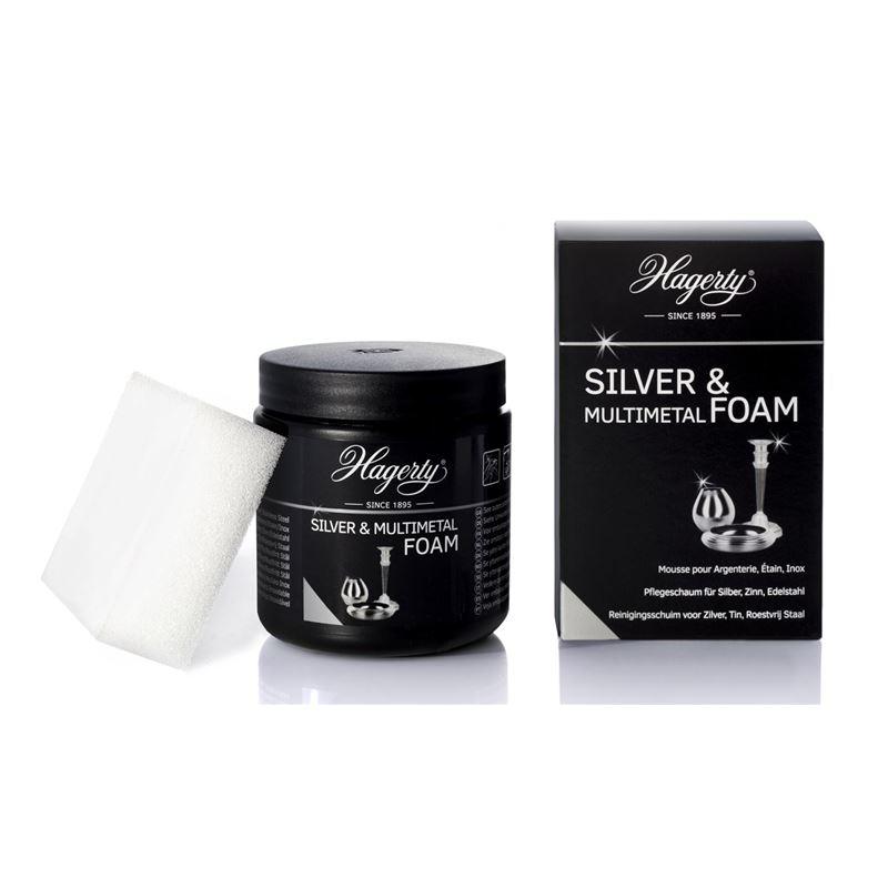 Hagerty – Silver Foam 185g