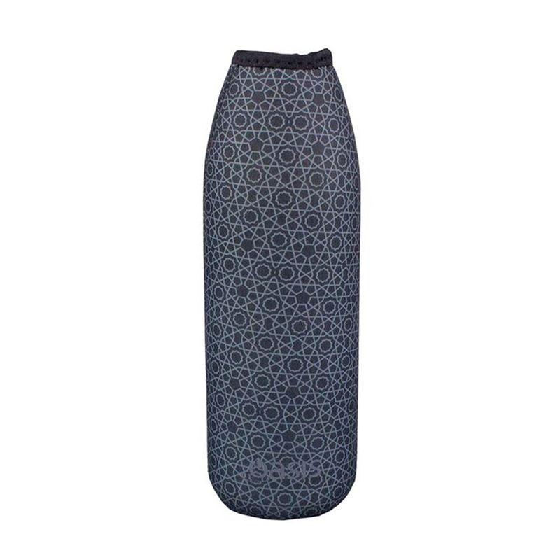 Oasis – Neoprene Bottle Sleeve 750ml Geometric
