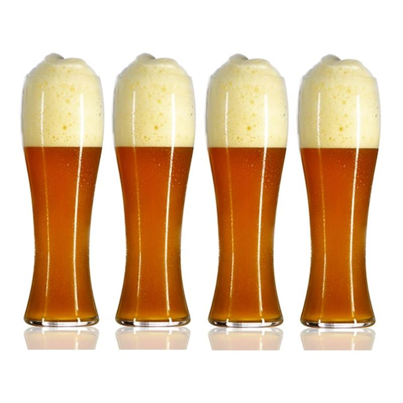 Spiegelau – Beer Classics – Wheat Beer 700ml Set of 4 (Made in Germany)